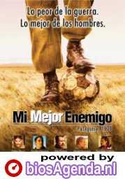 Poster Mi Mejor Enemigo.