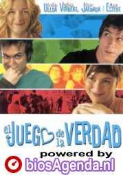 Poster El Juego de la Verdad.