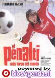 Poster El Penalti Mas Largo del Mundo.