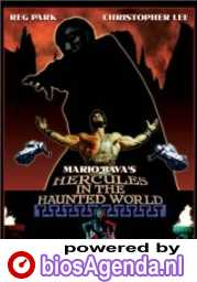 Dvd-hoes Hercules in the Haunted World