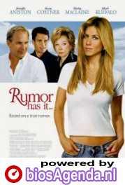 Poster Rumor Has It.