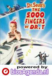 Dvd-hoes The 5000 fingers of dr. T.