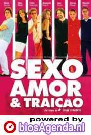 Poster Sexo, Amor e Traição