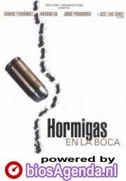 Poster Hormigas en la Boca
