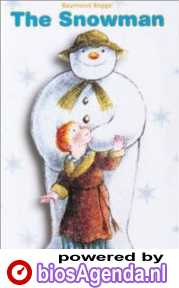 Dvd-hoes The Snowman