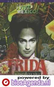 Dvd-hoes Frida, naturaleza viva.