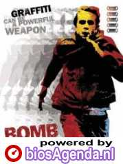 Amerikaanse poster 'Graffiti can be a powerful Weapon' (c) 2005 Imp Awards