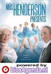 Poster Mrs. Henserson Presents