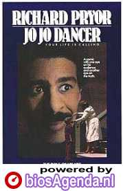 Poster Jo Jo Dancer, Your Life Is Calling