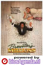 Poster Brewster's Millions