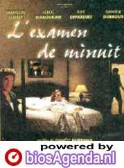 Poster L'examen de minuit