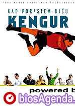 Poster Kad porastem bicu Kengur