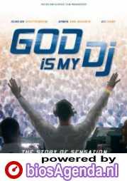 Poster God is my DJ (c) A-film