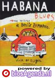 Poster Habana Blues