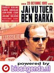 Poster J'ai vu tuer Ben Barka