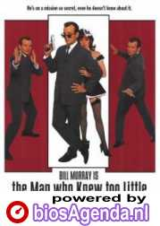 Poster The Man Who Knew Too Little