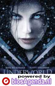 Poster Underworld: Evolution.