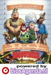 Poster Hoodwinked