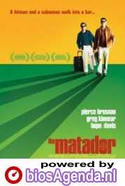 Poster The Matador (c) 2005 Miramax Films