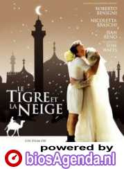 Franse poster The Tiger and the Snow