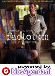 Poster Factotum