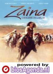 Poster Zaïna - Cavalière de l'Atlas
