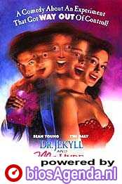 Poster Dr Jekyll and Ms Hyde