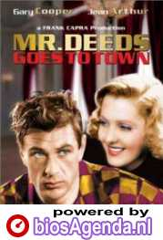 Dvd-hoes Mr. Deeds Goes to Town