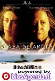 Poster Casa de Areia
