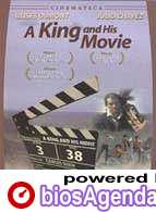 Dvd-hoes A King and his Movie