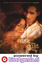 Poster Ask the Dusk