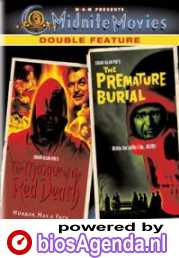Dvd-hoes The Masque of the Red Death / The Premature Burial (c) Amazon.com