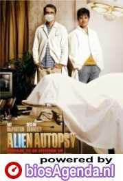 Poster Alien Autopsy
