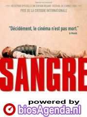 Poster Sangre (c) Ad Vitam