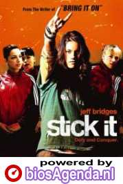 Poster Stick It (c) 2006, Buena Vista Pictures