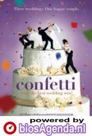 Poster Confetti (c) Fox Searchlight Pictures