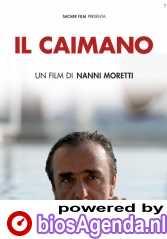 Poster Il Caimano