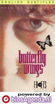 Dvd-hoes Butterfly Wings / Alas de Mariposa