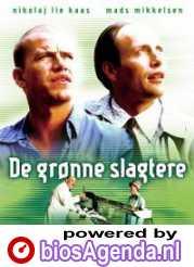 Poster De Grønne slagtere