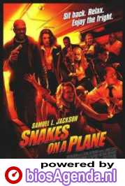Poster Snakes on a Plane (c) New Line Cinema